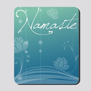 Namaste iPad 3 Folio Mousepad