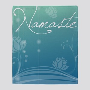 Namaste iPad 3 Folio Throw Blanket