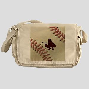 iCatch Baseball Messenger Bag