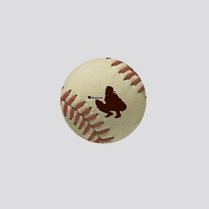 iCatch Baseball Mini Button