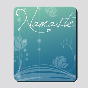 Namaste iPad 2 Hard Case Mousepad