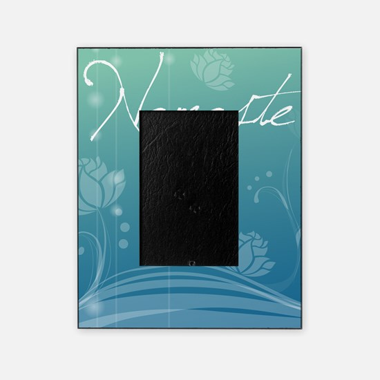 Namaste iPad 2 Hard Case Picture Frame