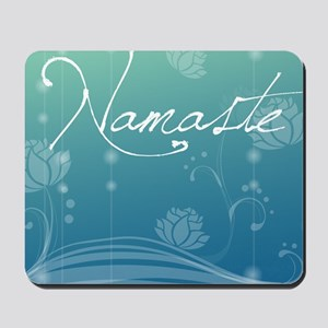 Namaste Puzzle Coasters (set of 4) Mousepad