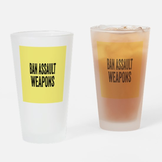 Assault_Square Drinking Glass