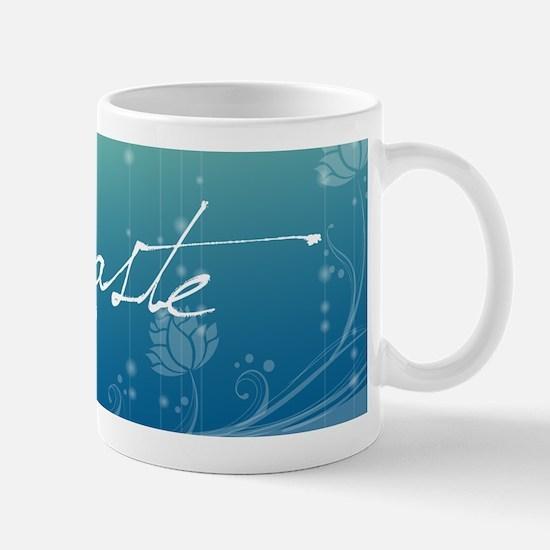 Namaste Key Hanger Mug