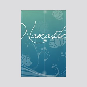 Namaste iPhone 4 Slider Case Rectangle Magnet