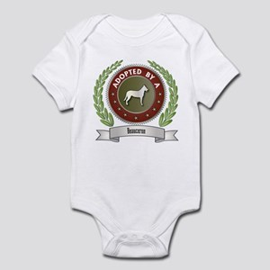 Beauceron Adopted Infant Bodysuit