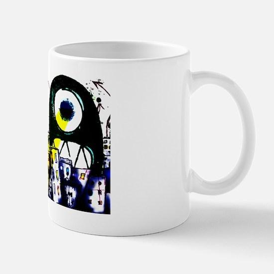 CYCLOPS VS CITY Mug