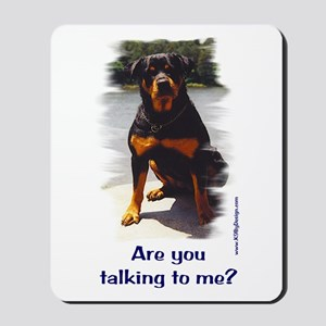 Are you talking to me Mousepad