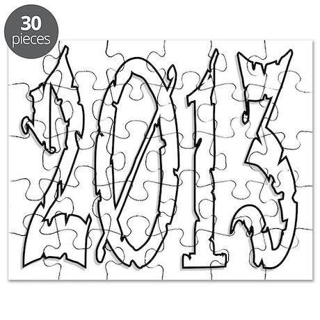 2013 Puzzle