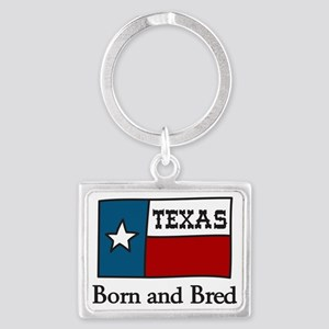 Born And Bred Landscape Keychain