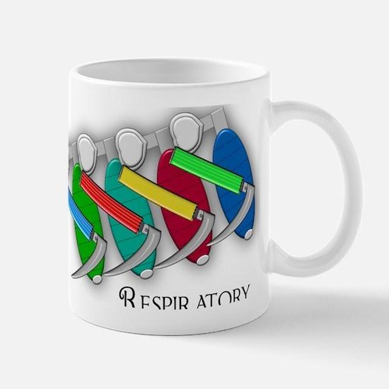 Respiratory TOTES Mug