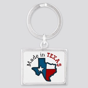 Made In Texas Landscape Keychain