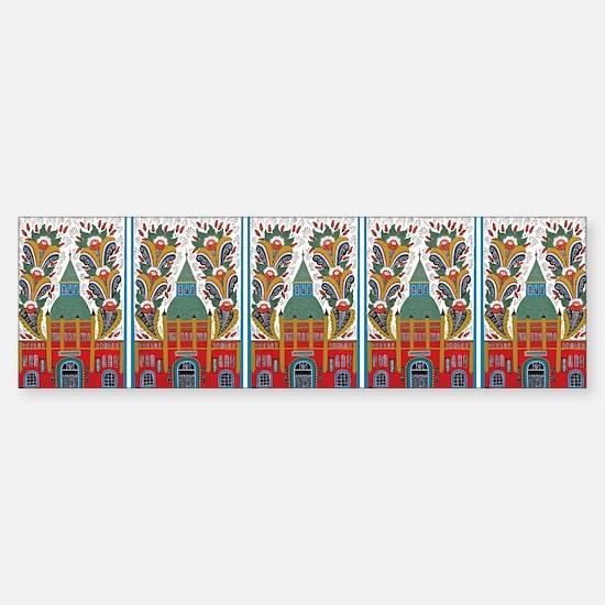 Ostermalmshallen Sticker (Bumper)
