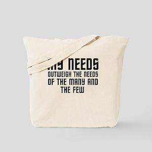 Star Trek Spock Tote Bag