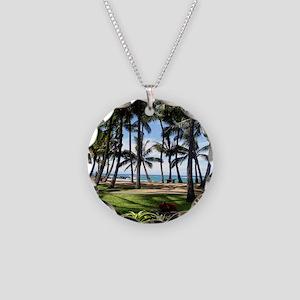 Maui Serenity (Wall Calendar Necklace Circle Charm