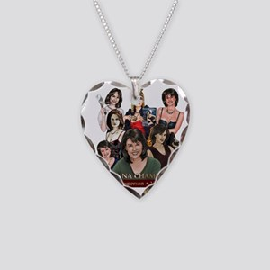 Leanna Chamish Necklace Heart Charm
