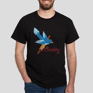 Sunday Dark T-Shirt