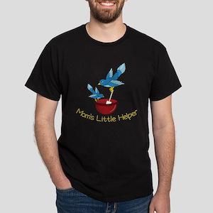 Moms Little Helper Dark T-Shirt