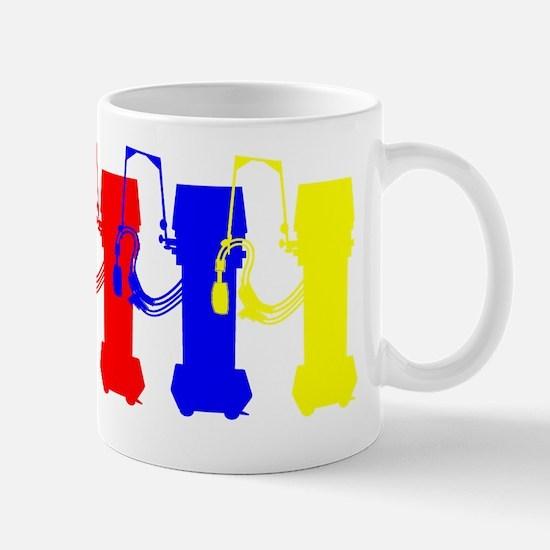 vent shirt 3 colors Mug