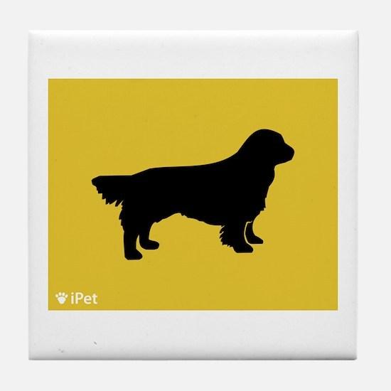 Sussex iPet Tile Coaster