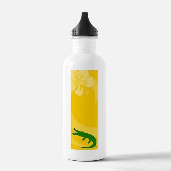 Alligator Gaiam Yoga M Water Bottle