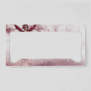 bf2_laptop_skin License Plate Holder