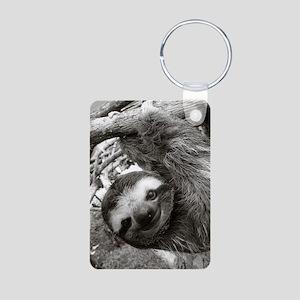 11 Aluminum Photo Keychain