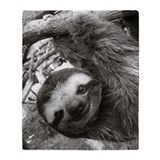 Sloth Fleece Blankets