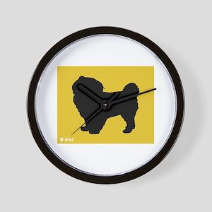 Spaniel iPet Wall Clock