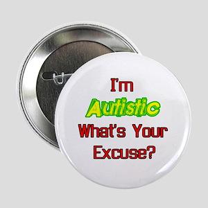 I'm Autistic Button