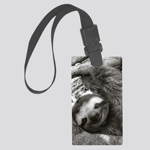 frame print Large Luggage Tag