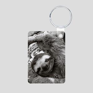 frame print Aluminum Photo Keychain