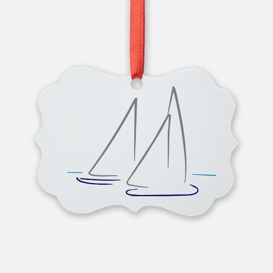sailing Ornament