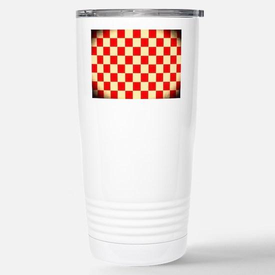 Kockice Croatia Stainless Steel Travel Mug