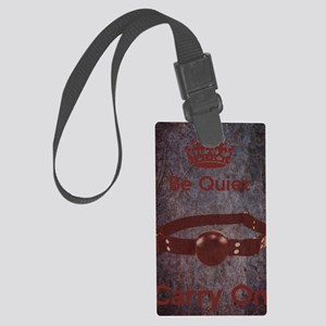Carry On Large Luggage Tag