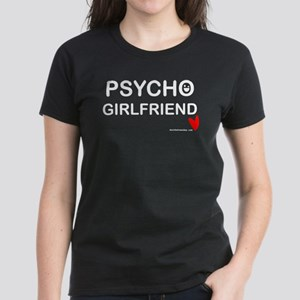 Psycho Girlfriend - Women's Dark T-Shirt