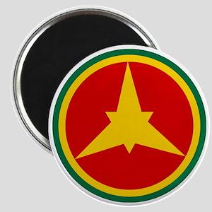 Imperial Ethiopian AF roundel 1946-1974 Magnet