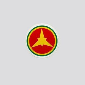 Imperial Ethiopian AF roundel 1946-197 Mini Button