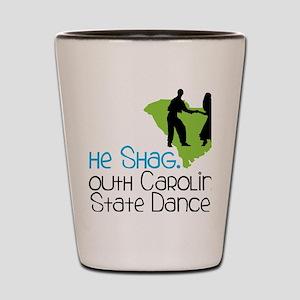 The Shag Shot Glass