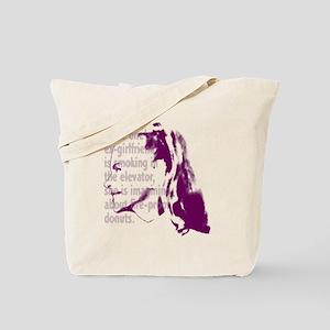 wt_ex-girl Tote Bag