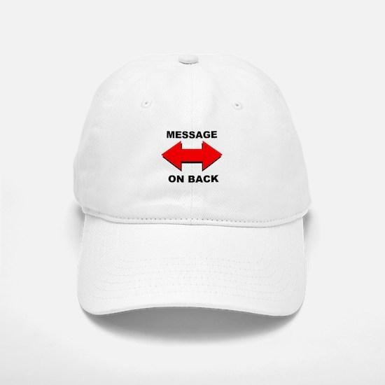 MESSAGES Baseball Baseball Cap
