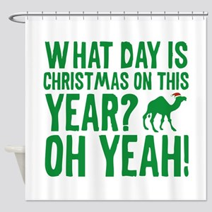Guess What Day Is Christmas On This Year? Shower C