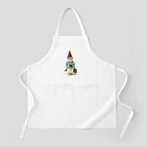 Tourist Gnome BBQ Apron