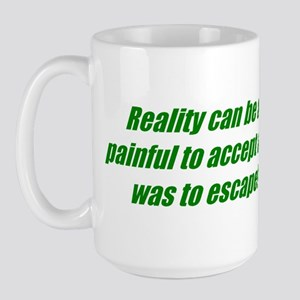 Escape Reality Large Mug