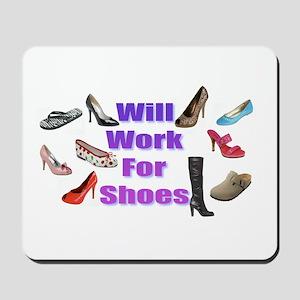 Shoe Mousepad