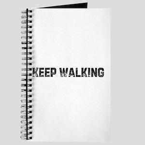 Keep Walking Journal