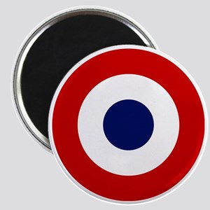 French AF roundel Magnet