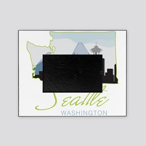 Seatle  Washington Picture Frame