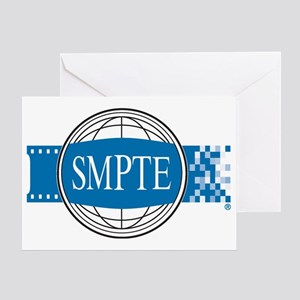 Official SMPTE Logo Greeting Card